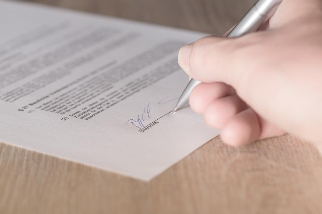 Contrato de trabalho temporário - MarQPonto